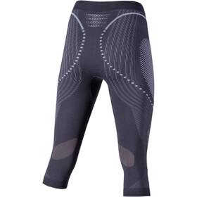 UYN Evolutyon UW Pantalon de cyclisme Femme, charcoal/white/light grey